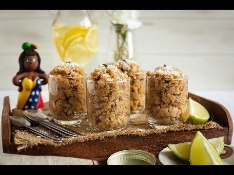 VENEZUELAN COCONUT RICE PUDDING RECIPE with COCONUT MILK - Mi Terruno Food