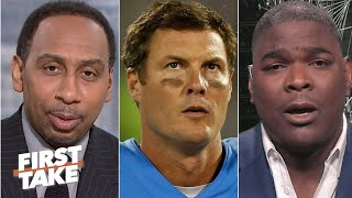 First Take debates whether Philip Rivers should retire from the NFL | First Take
