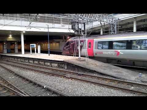 Trains at: Birmingham New Street, WCML, 9/03/15