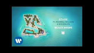 Ty Dolla $ign - Stare ft.  Pharrell Williams & Wiz Khalifa [Official Audio]