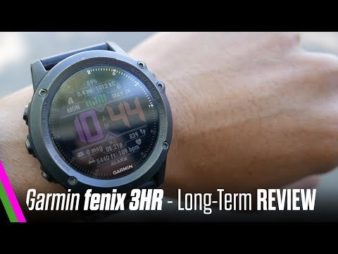 Garmin fenix 3HR LONG-TERM REVIEW | Don't buy a fenix 5? Comprehensive/Detailed testing