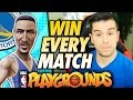 How To Win Every Online Match NBA PLAYGROUNDS Online Gameplay PS4