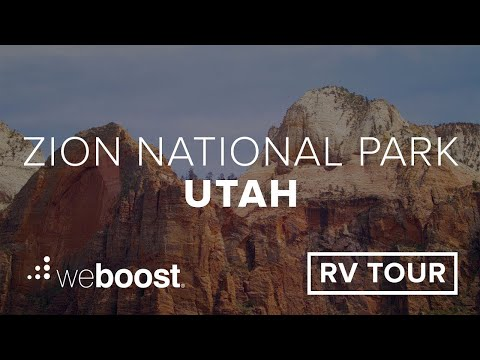 Zion National Park: How To Prepare Your Visit| weBoost