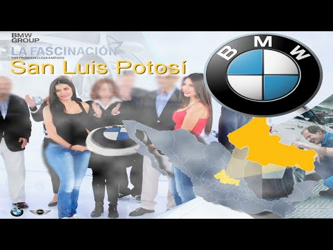 BMW LLEGA A MÉXICO - Nueva Planta (San Luis Potosi)