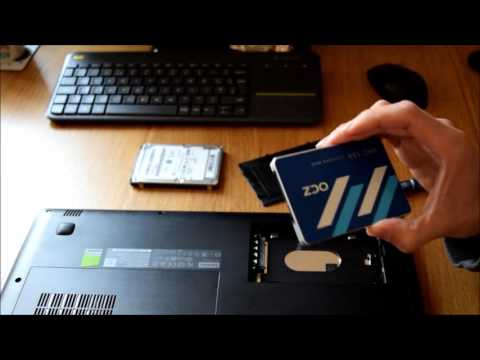 Upgrading Lenovo Ideapad 310 Hard Drive to SSD (Solid State Drive)