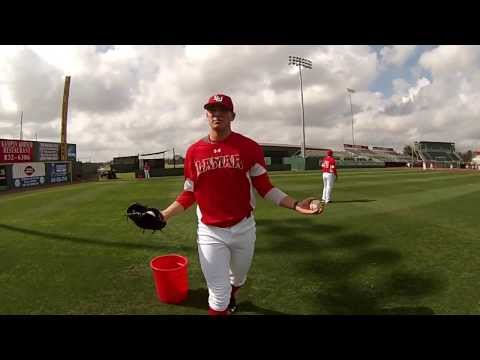 One Day with a D1 College Baseball Team (Gameday)