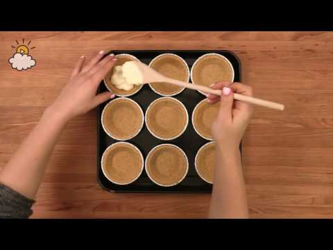 Mini Cheesecake Pumpkin Pies The Easy, Delicious Recipe That's Perfect For Thanksgiving   Video Dail