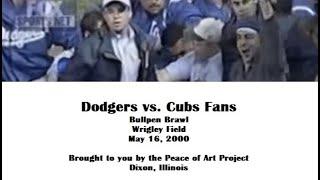 Dodgers Bullpen Brawl (Cubs/Wrigley Field 2000)