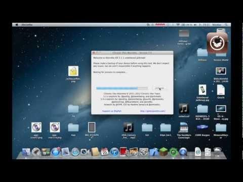Untethered Jailbreak iOS 5.1.1 (GERMAN,HD) iPhone, iPod touch, iPad, AppleTV