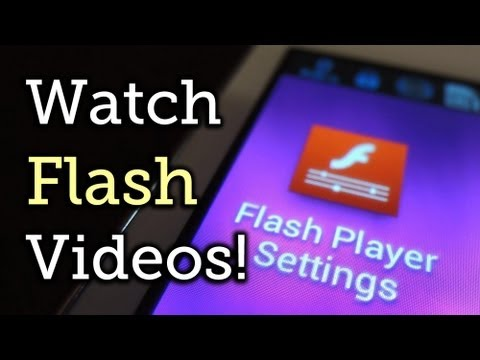 Install Flash Player 11.1 on Samsung Galaxy Note 2 [How-To] (Android Jelly Bean)