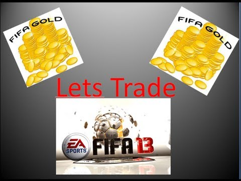 5. How to make coins in Fifa 13 Ultimate Team Deutsch