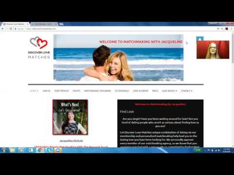 How to set up a profile with Discover Love Matches Agency