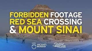 Forbidden footage of actual location of Red Sea Crossing & Mt. Sinai