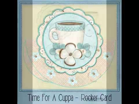 Rocker Card Kits | Printable Craft Shop