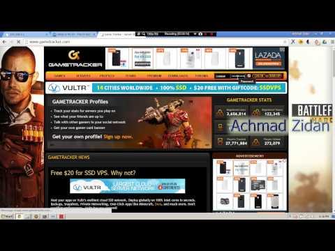 Cara Buat Server Game Counter Strike CS 1.6 (INDONESIA)