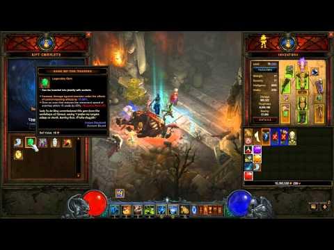 Diablo 3: patch 2.1: Legendary Gem upgrade