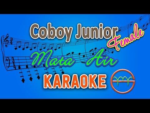 CJR - Mata Air FEMALE (Karaoke Lirik Chord) by GMusic