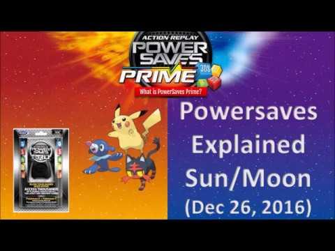 Powersaves Explained Popplio, Litten packs