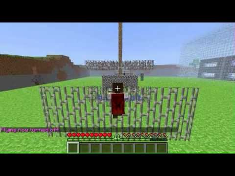minecraft boot camp (smart moving mod)