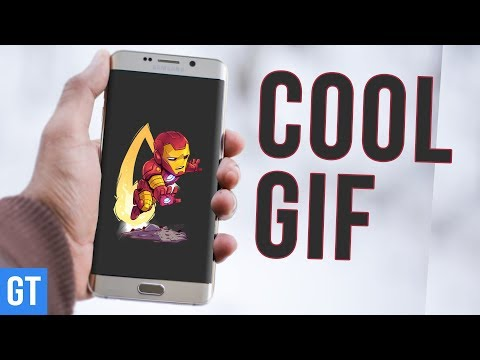 How to Set Cool GIF as Animated Lock Screen on Android