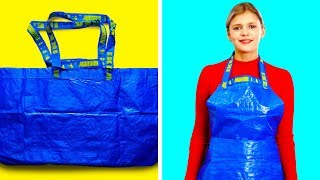 Download 22 WAYS TO TURN PLASTIC BAGS INTO CRAZY AND USEFUL THINGS Video