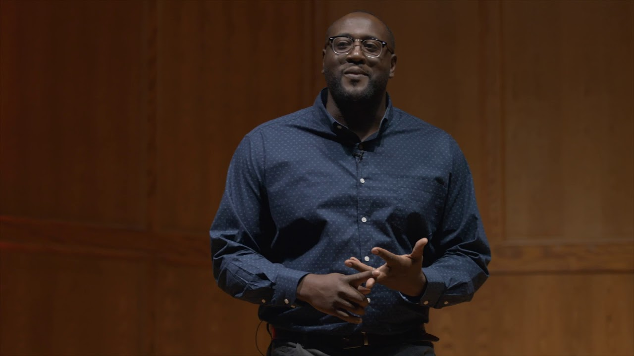Overcoming Rejection, When People Hurt You & Life Isn't Fair | Darryll Stinson | TEDxWileyCollege