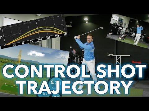 Change Ball Flight Trajectory - High Shots vs Low Shots