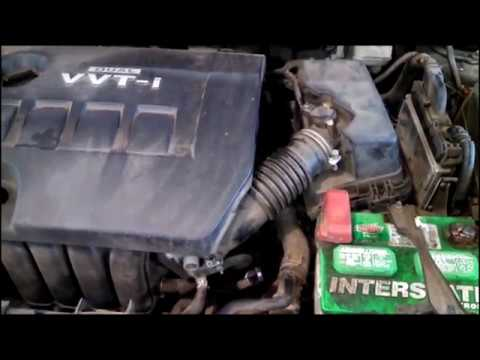 Transmission drain and fill 2010 Toyota Corolla automatic.  How to Install, remove or replace