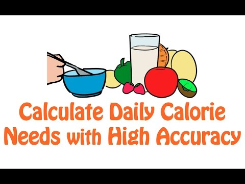 How to Calculate Your Daily Calorie Needs