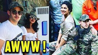 Priyanka Chopra SITS On Nick Jonas
