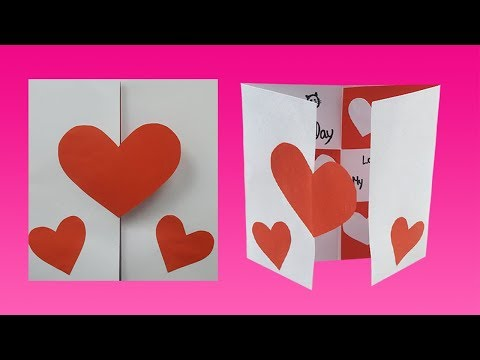 Greeting Card - How to Make Birthday Cards, Happy Mothers Day Cards