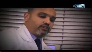 لقاء أ/أحمد و الفحص الطبي من داخل عيادة دكتور أشرف   دكتور أشرف سليمان مدرس طب و جراحة العيون