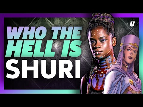 Black Panther: Who Is Shuri?