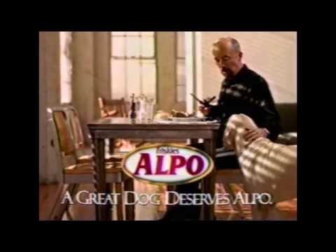 ALPO Commercial - 1998 - A Great Dog Deserves ALPO