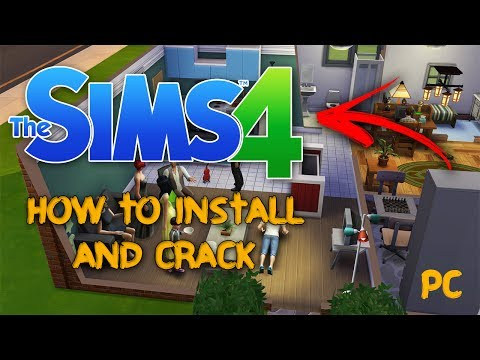 How to Install Sims 4  - Tutorial - Cracked!