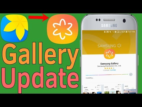 The Gallery : Samsung Galaxy J7/S7/S8/S9 Photo Gallery Update - Helping Mind