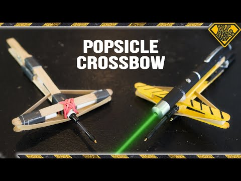 DIY Pocket Crossbow
