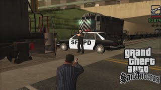 GTA San Andreas [PC] Free Roam Gameplay #5 [1080p]