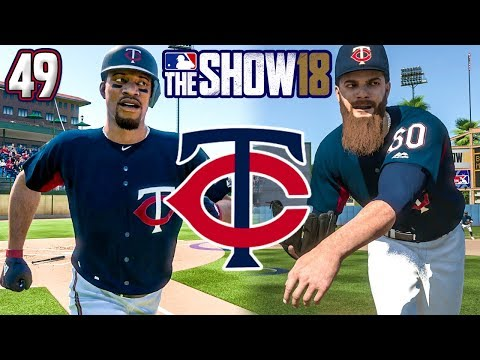 SPRING TRAINING HIGHLIGHTS & FINAL ROSTER - MLB The Show 18 Franchise | Ep.49