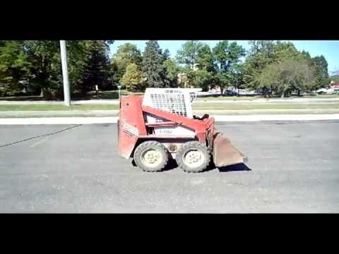 Gehl 3410 Diesel Skid Loader For Sale