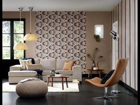 2018 Wallpaper Trends: Choosing the Most Beautiful Models