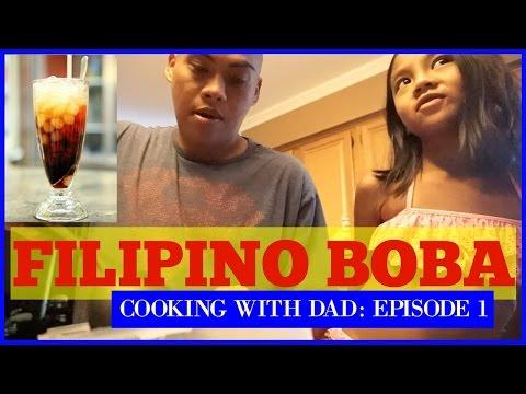 HOW TO MAKE FILIPINO BOBA