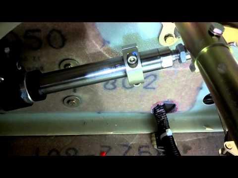 Flap Actuator movement