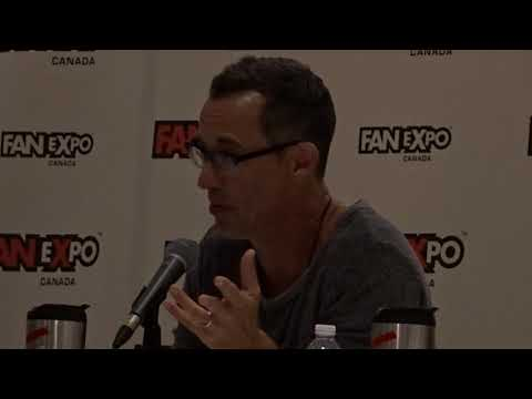 Tom Cavanagh at Fan Expo 2017