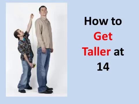 How to Get Taller at 14 (SHOCKING TIPS!)