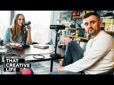 Gary Vaynerchuk - Master Delegation as an Artist & Voice Marketing (#2)
