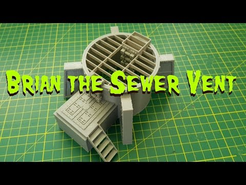 Brian the Sewer Vent