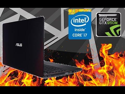 Asus R510JX OVERHEATING ISSUE! FPS DECREASE! (CPU+GPU) (Intel i7-4720HQ | GTX 950M)