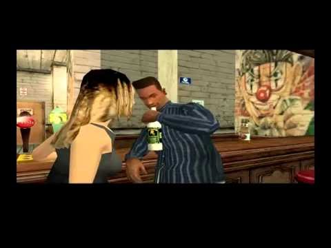 GTA: San Andreas - Successful Date Theme (행복 - 써니맨 / Happiness - Sunnyman)