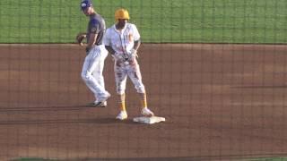 Highlights: Tennessee Baseball vs. Tennessee Tech (3.28.17)
